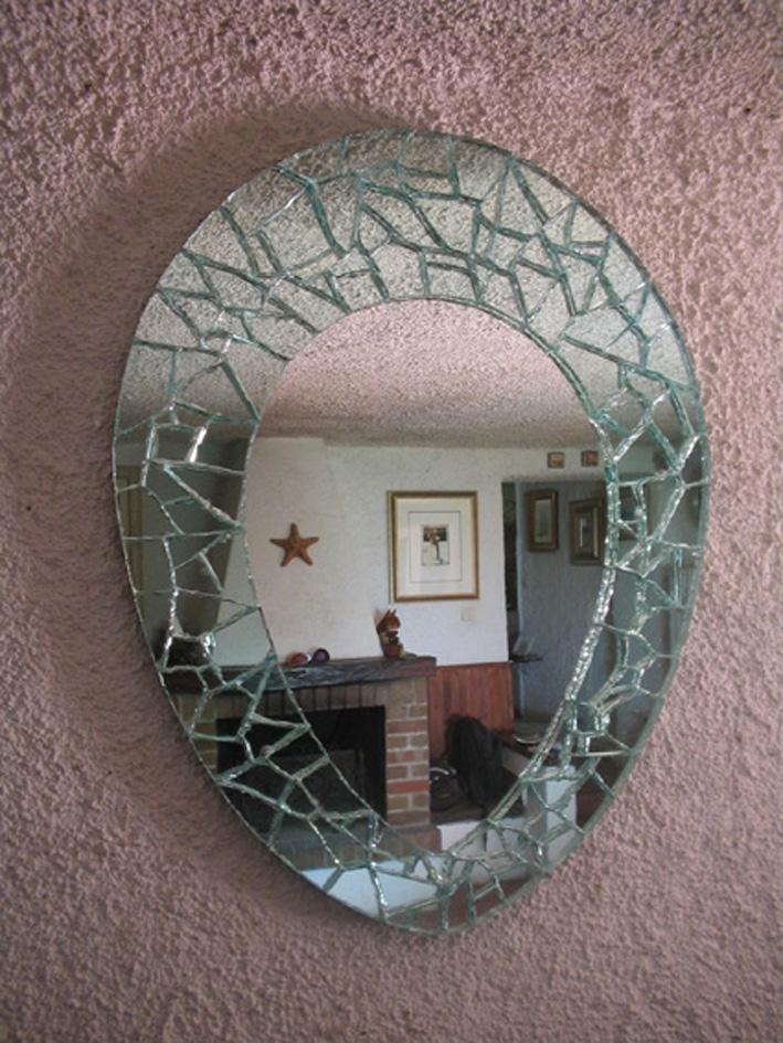 Goccia - specchi da parete particolari, design, moderni di valore