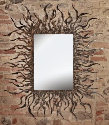 Capinera - specchi da parete particolari, design, moderni di valore