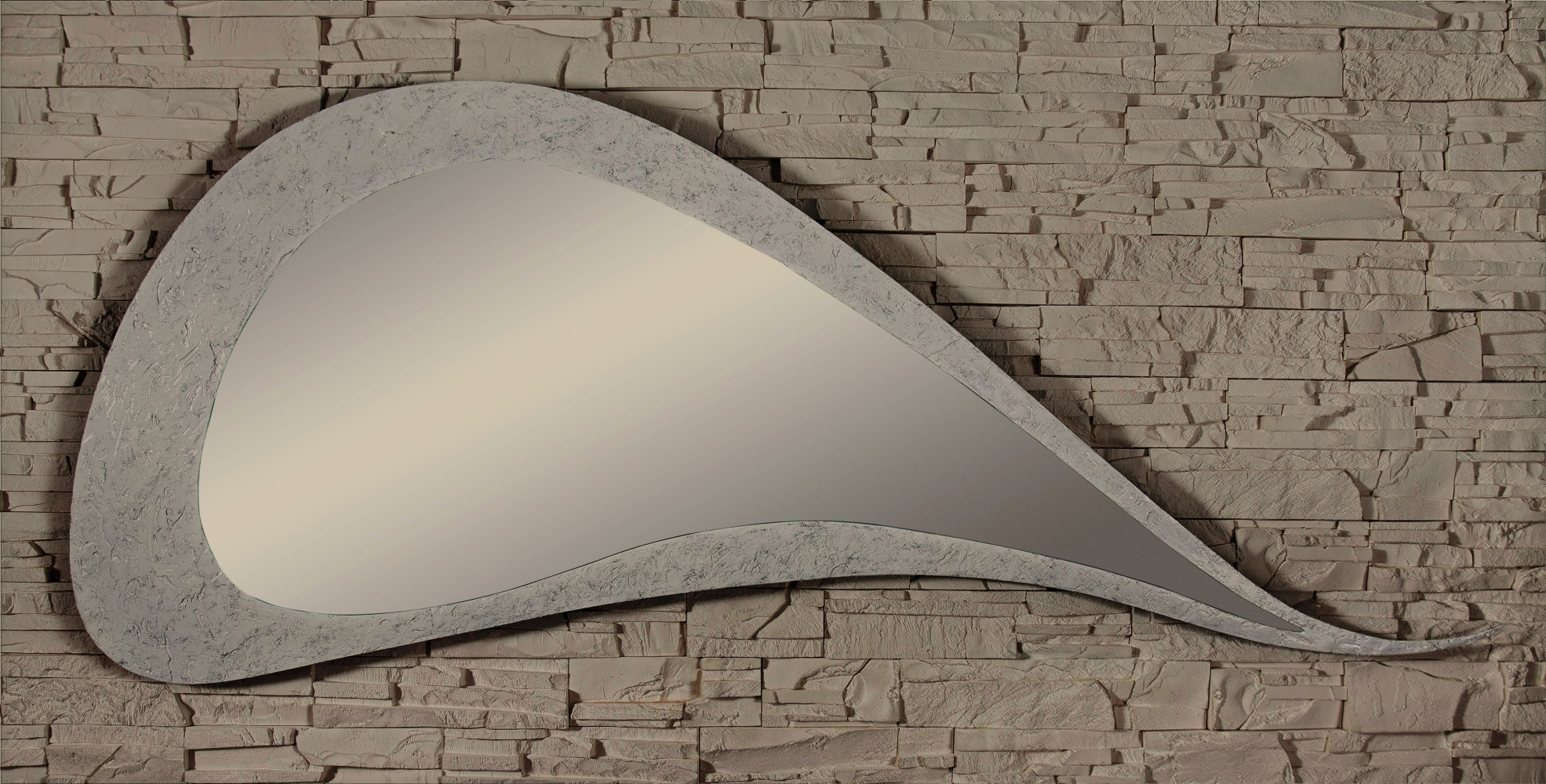 Forme Di Specchi Particolari.Escargot Specchi Da Parete Particolari Design Moderni Di Valore